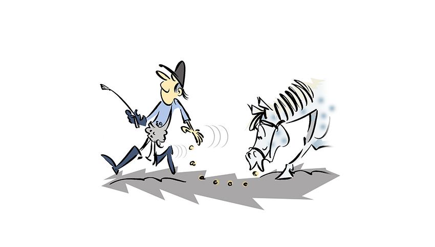 Cartoons-Pferde-6