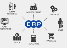 ERP Software Company for sale