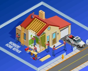sell a home improvement business
