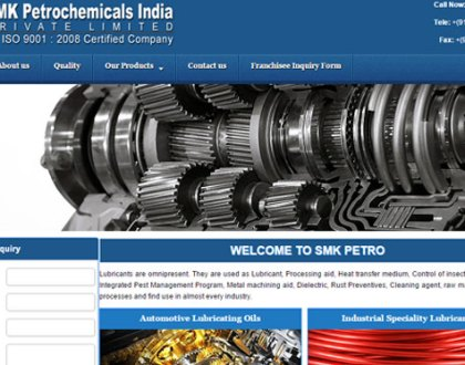 SMK Petrochemicals India Private Limited