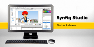 Synfig Studio 1.2.1 released