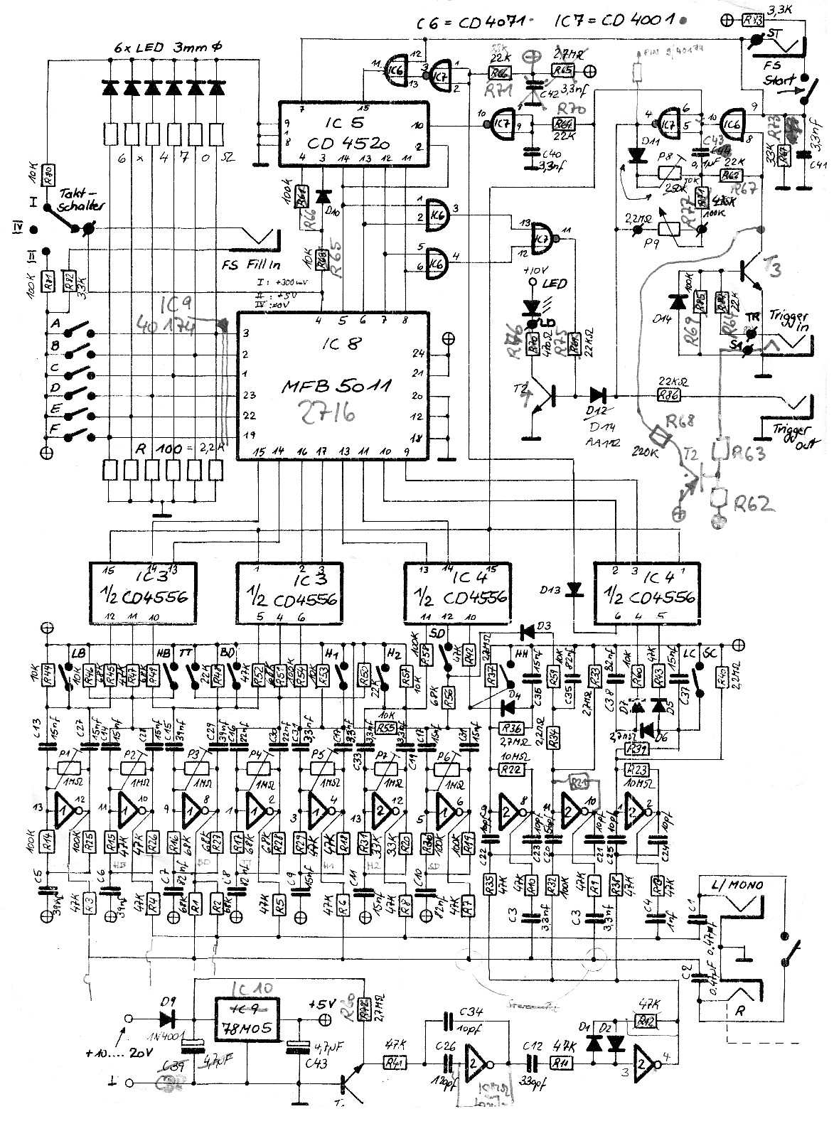Muse Wiring Diagram