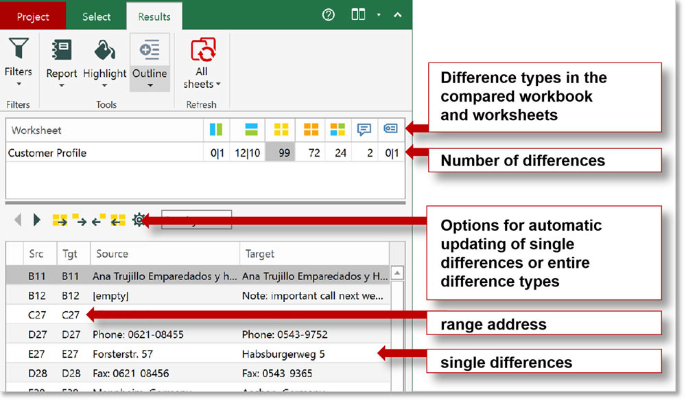 Best Tool To Compare Excel Files And Databases