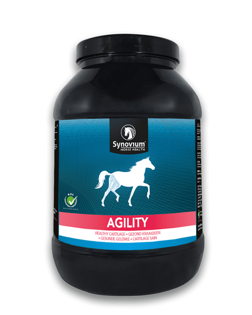 Collagen Joint Supplement for horses, Synovium Agility veterinary joint supplement