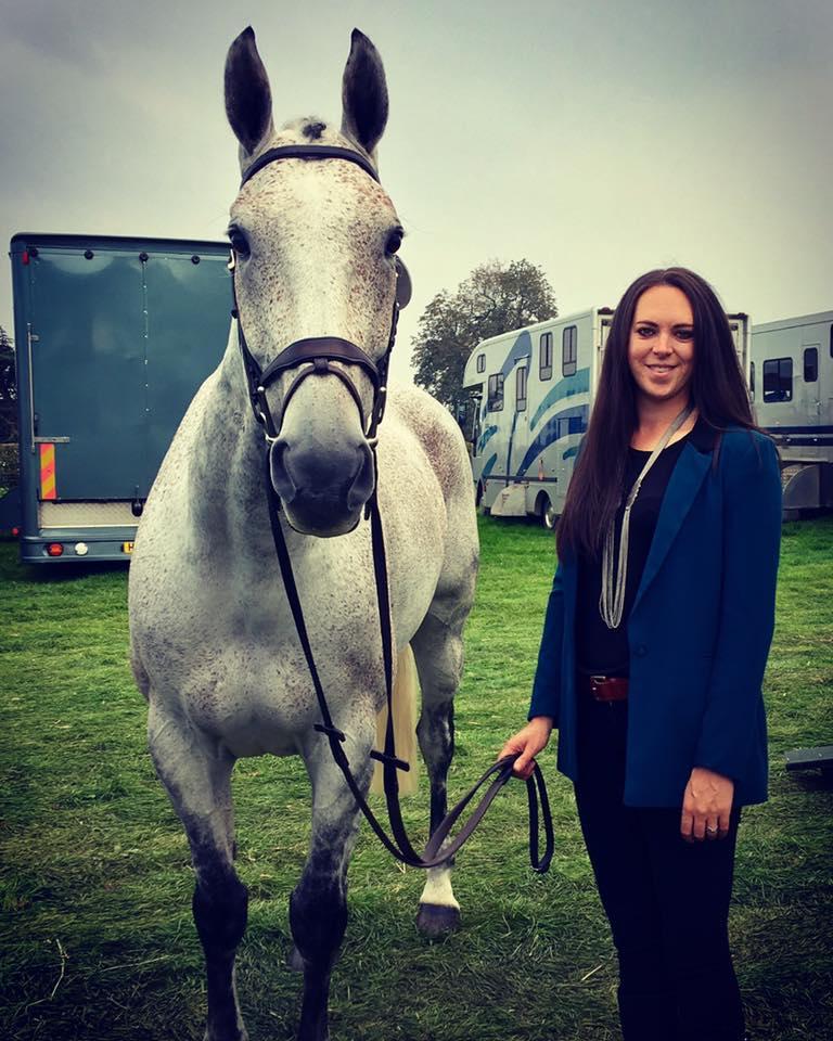 Riders Blog - Rebecca Vale - Synovium Horse Health
