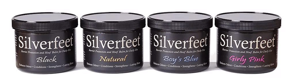 Silverfeet Horse Hoof Balm Protection