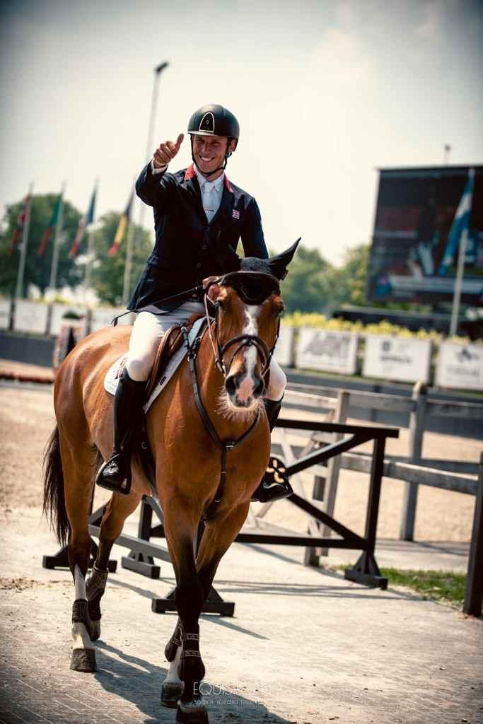 Fellows Sport Horses No.7 GB ranked Showjumper