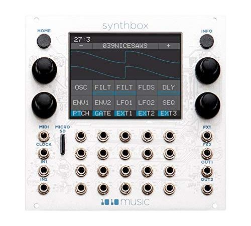 1010 music synthbox polyphonic synthesizer module eurorack modular synthesizer synthesizer. Black Bedroom Furniture Sets. Home Design Ideas