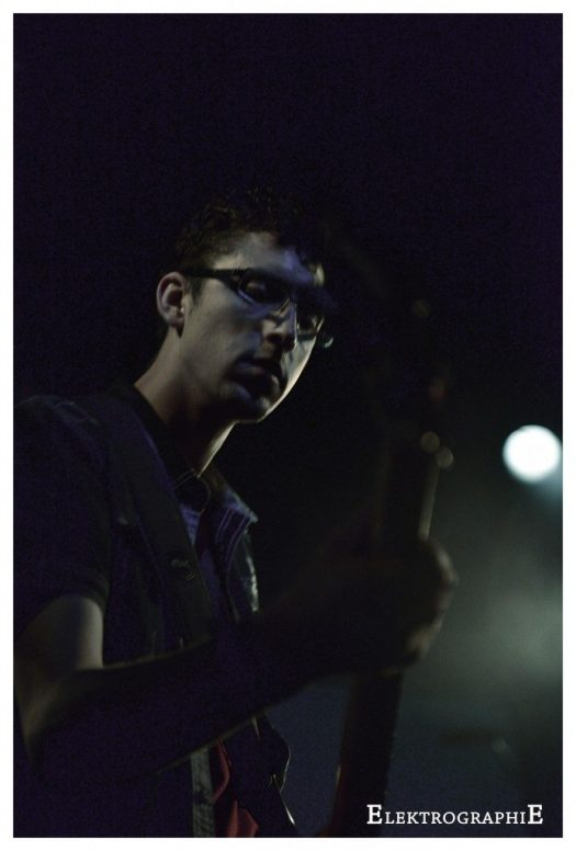 James Skuse (Bass)