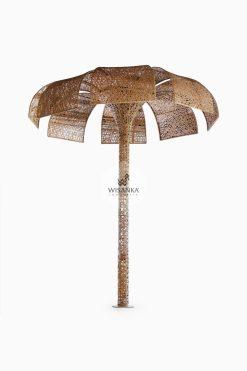 Synthetic Rattan Furniture Menara Palm Tower Large 400 cm | Tree Garden Furniture