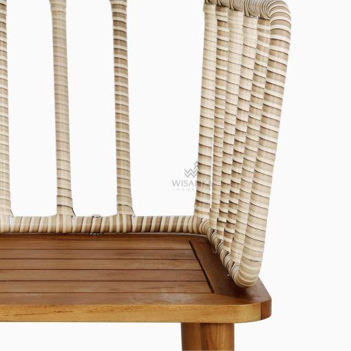 Anjani Terrace Table - Outdoor Rattan Patio Furniture detail 1