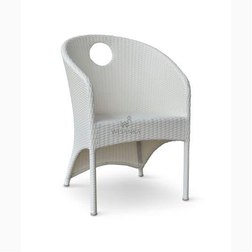 Livadia Dining Chair - Outdoor Rattan Garden Furniture