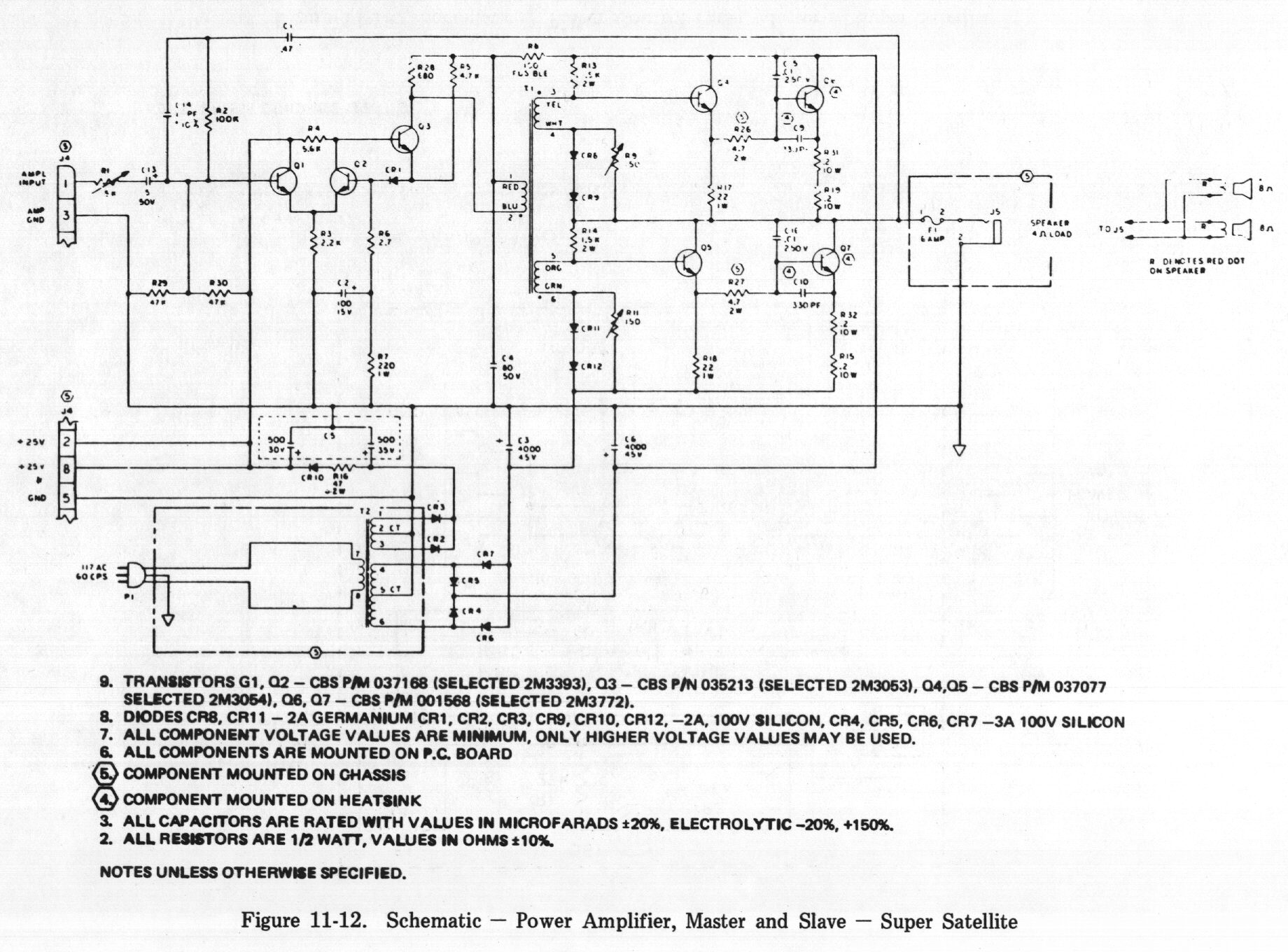 24 Volt 50amp Power Supply Schematic