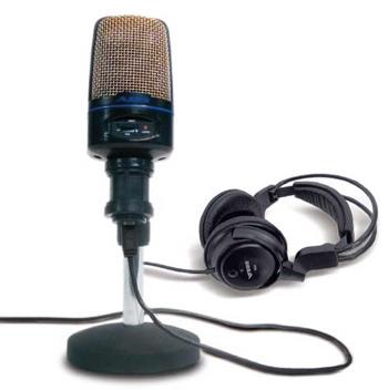 Alesis USB Podcasting Kit