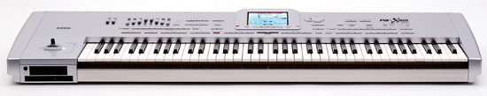 Korg Pa1XPro Elite Professional Arranger Keyboard