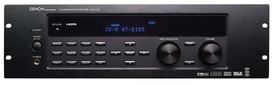 Denon Surround Sound Amplifier