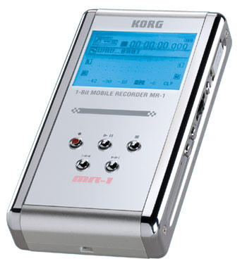 Korg MR-1 Audio Recorder