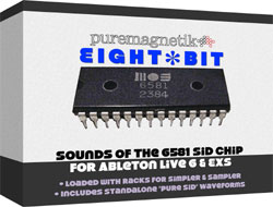 Puremagnetik eight bit sound library