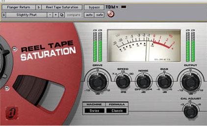 Denon Reel Tape Effects