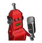 VX-323 Robot Logo