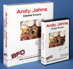Andy Johns Classic Drums