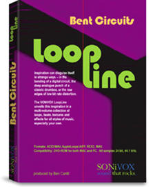 Bent circuits loop library