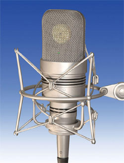 Radial Gefell Microphone