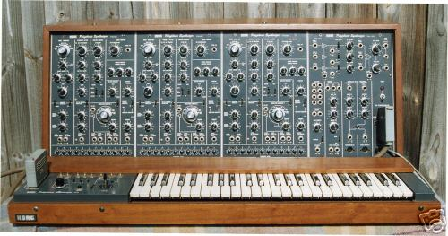 Klaus Schulze's KORG PS 3300