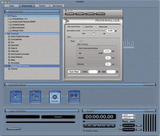 Minnetonka AudioTools Batch Pro