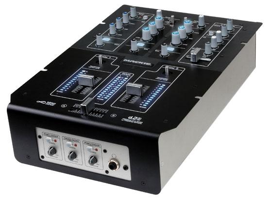 Mackie DJ Mixer