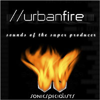 Urban Fire: Sounds of the Super Producers Drum Libraries