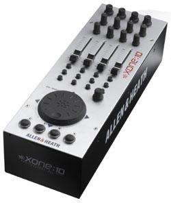 Xone:1d Midi Controller