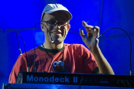 Monolake at DEMF Movement 07