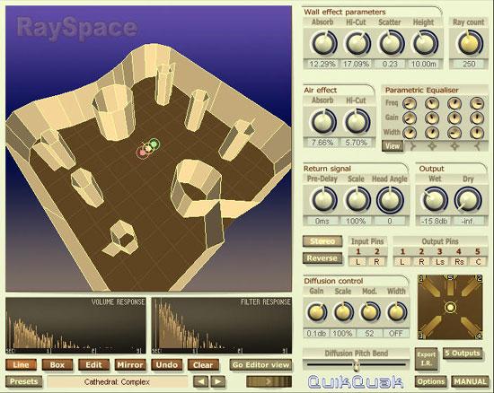QuikQuak Announces RaySpace 2.81