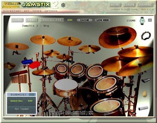 Jamstix