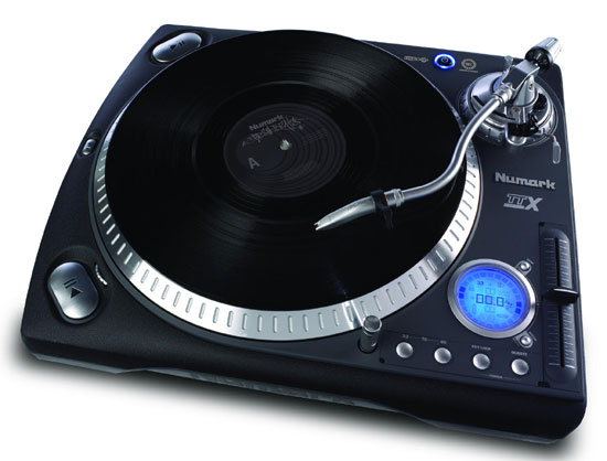 Numark Ships USB DJ Turntable