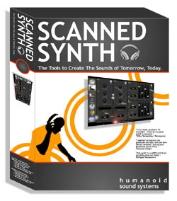 Humanoid Sound Systems Releases Scanned Synth Pro