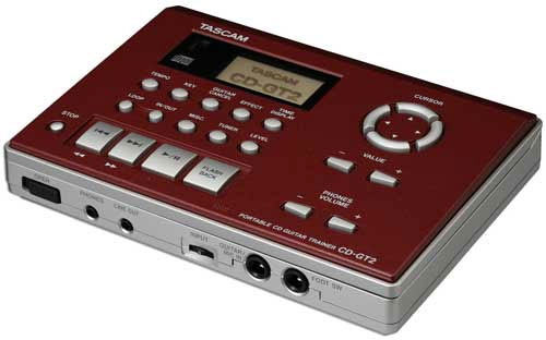 Tascam CD Trainer