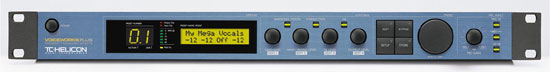 TC-Helicon's VoiceWorksPlus Now Available