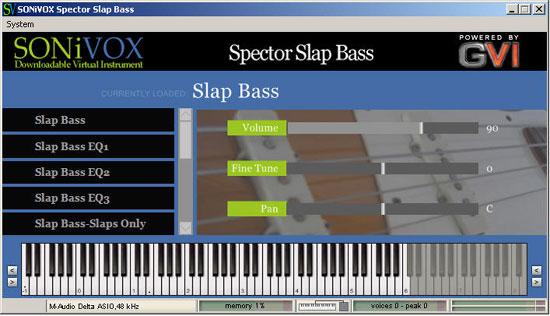 Sonivox bass