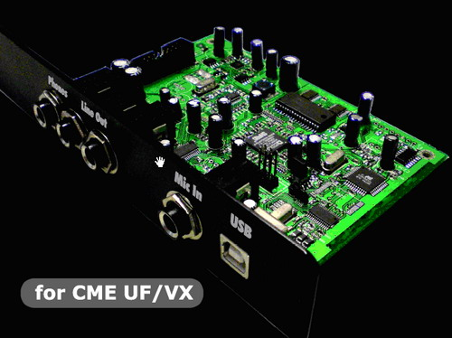 CME Puts Advanced Synthesis Engine In UF And VX Keyboards