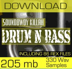 Drum and Bass Samples