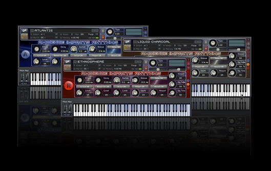 Ambience Impacts Rhythms Instrument Collection Update