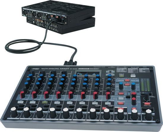 Edirol digital mixer