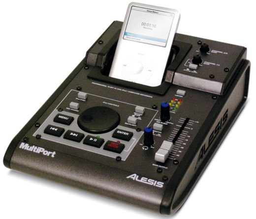 Alesis Multiport iPod Recorder