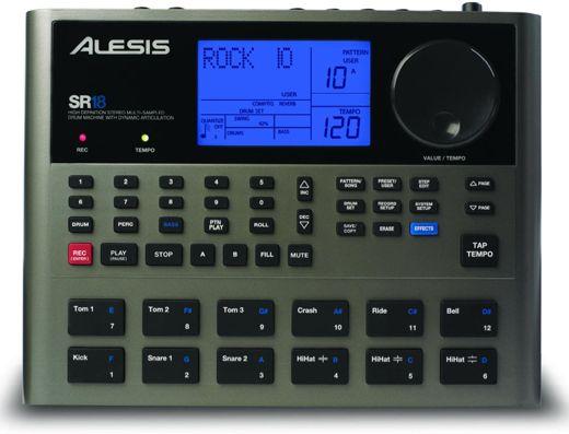 Alesis Drum Machine