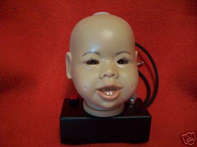 BABY HEAD XLPC Photo Theremin SYNTH