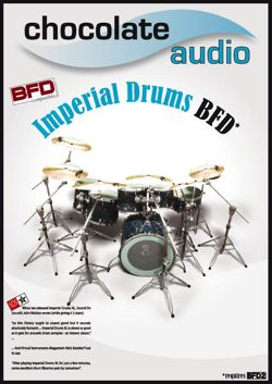 Imperial Drums BFD2