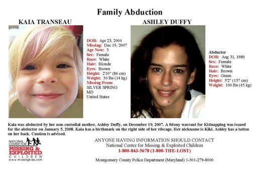 Kaia Transeau kidnapped from Brian Transeau BT
