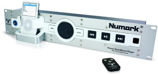 Numark Fit For Sound Rackmountable Music Player